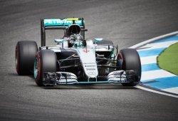 Rosberg domina una sesión marcada por la ausencia de Alonso
