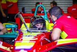Daniel Abt cierra la tercera jornada de test al frente