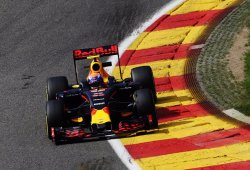 Doblete de Red Bull en ausencia de Mercedes
