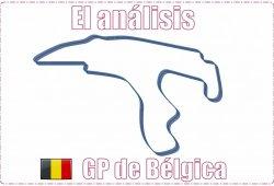 El análisis: las claves del GP de Bélgica
