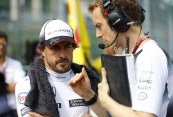 """Alonso: """"Claramente, nos estamos acercando a la cabeza"""""""