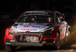 Felices recuerdos de Hyundai en el Rally de Alemania