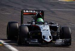 Force India prolonga su idilio histórico con Spa