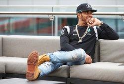 """Hamilton: """"Alonso es una leyenda"""""""