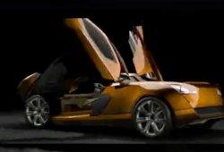 Descubierto un proyecto secreto de superdeportivo eléctrico de Holden de 2008