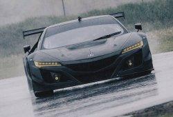 ¿Un Honda NSX GT3 híbrido en el box 56 de Le Mans?