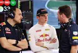 """Horner: """"Verstappen estuvo en el límite, pero los comisarios estuvieron conformes"""""""