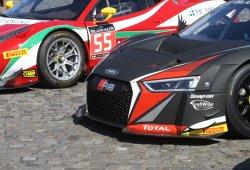 Hungaroring se estrena en la Blancpain GT Sprint Cup
