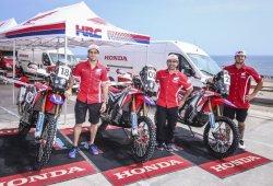 El intenso y exitoso verano del Team HRC Rally