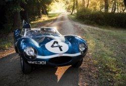Este Jaguar D-Type se convierte en el coche británico más caro jamás subastado