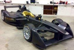 Jean-Eric Vergne marca nuevo récord en el test de Fórmula E