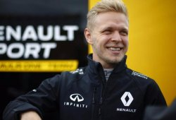 Magnussen está recuperado y podrá correr en Monza si la FIA lo autoriza