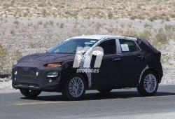 El nuevo SUV compacto de Kia se deja ver y lo fotografiamos al detalle