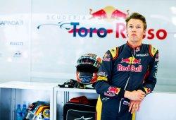 """Kvyat: """"Estoy muy agradecido a Toro Rosso por ayudarme"""""""