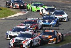Las Blancpain GT Series visitan Hungría con 36 GT3