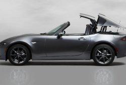 Mazda ofrecerá solo a sus mejores clientes los 1.000 MX-5 RF Launch Edition