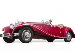 A la venta el polémico Mercedes-Benz 500K robado en la II Guerra Mundial