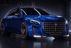 Scaldarsi Emperor I, el Mercedes-Maybach S 600 más excesivo
