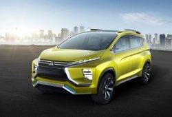 Mitsubishi XM Concept, un SUV con marcado acento familiar que será realidad