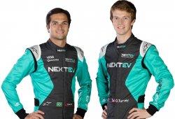 NextEV TCR Fórmula E repite con Piquet Jr. y Turvey
