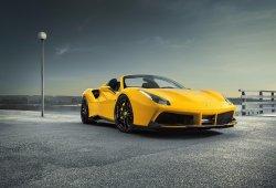 Novitec Rosso convierte al Ferrari 488 Spider en un modelo más refinado