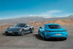 250 CV para los Porsche 718 Boxster y 718 Cayman menos potentes, solo para China