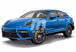 Adelanto: así será el diseño del nuevo SUV coupé de Porsche