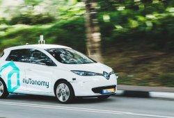 Conducción autónoma: el primer taxi sin conductor se estrena en Singapur