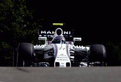 Problemas de software para Williams en la clasificación de Spa