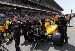 Renault plantea dudas entre los ingenieros del paddock