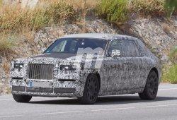 Fotos espía del Rolls-Royce Phantom 2018, ¿qué sabemos de la nueva generación?