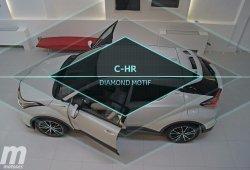 ¿Qué relación guarda el Toyota C-HR con el diamante? El secreto de su diseño al descubierto