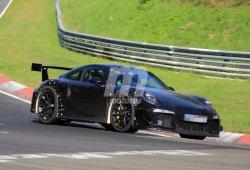 El Porsche 911 GT2 RS vuelve a visitar Nürburgring