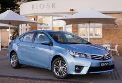 Australia - Julio 2016: El Toyota Corolla recupera el liderato