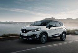 Rusia - Julio 2016: El nuevo Renault Kaptur apunta alto