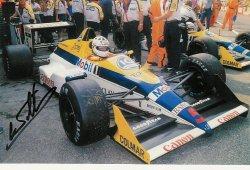 [Vídeo] GP Italia 1988: Schlesser frustra el pleno de McLaren