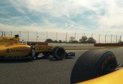 [Vídeo] Los Renault F1 de 2012 y 2016, frente a frente