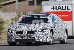 Volkswagen CC 2017, próxima renovación completa para esta berlina coupé