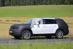 Volkswagen CrossBlue 2017: el SUV de gran tamaño se deja ver en Europa