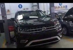 Volkswagen Crossblue 2017, su aspecto final ha sido filtrado