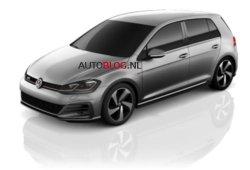 Volkswagen Golf 2017, el restyling del Golf 7 se filtra en la red