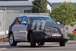 Nuevo Volkswagen Touareg 2018 cazado con su carrocería definitiva