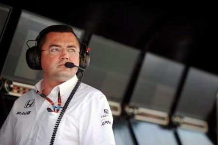 """Boullier: """"No falta fiabilidad, Honda ha hecho un gran trabajo"""""""
