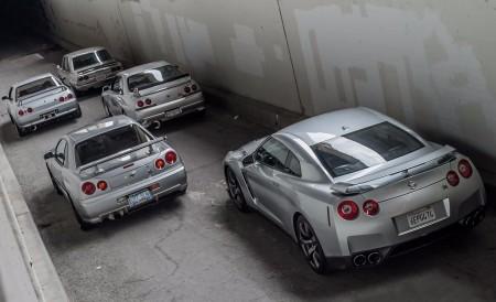 Historia del Nissan GT-R: la leyenda de Godzilla