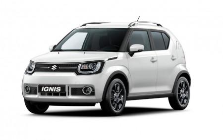 El nuevo Suzuki Ignis llega a Europa, y se presentará en el Salón de París 2016