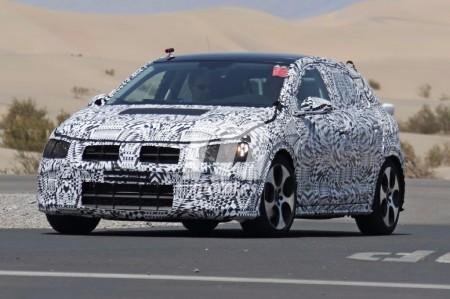 El Volkswagen Polo GTI 2017 se prepara para su llegada
