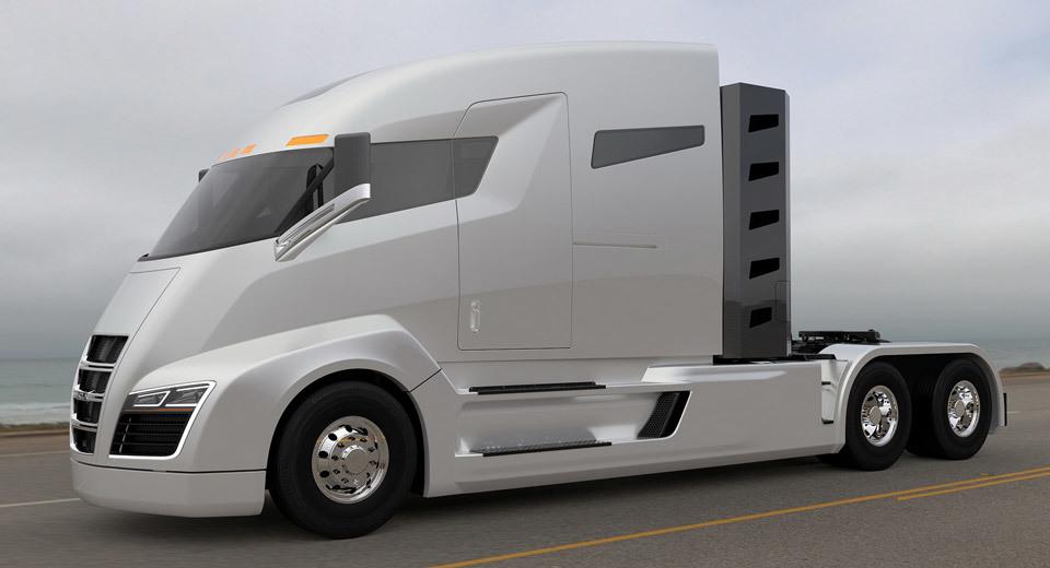 Nikola One, el Tesla de los camiones eléctricos hará su debut el 2 de Diciembre