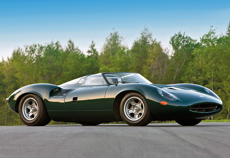 Jaguar registra la denominación XJ13 y desata la euforia de los coleccionistas