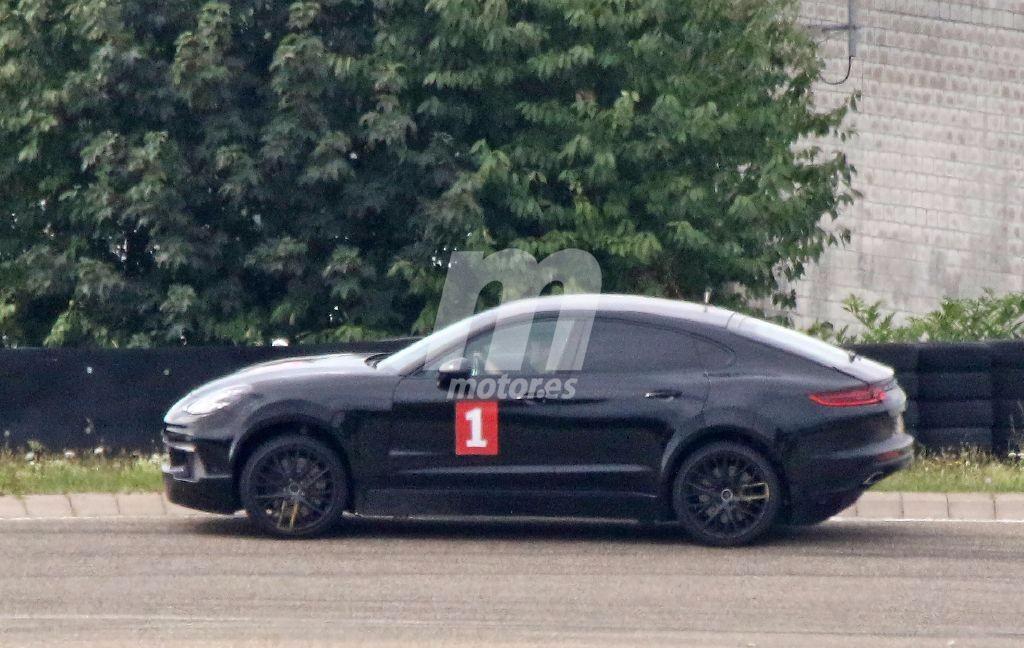 ¡Sorpresa! El SUV coupé de Porsche será una realidad