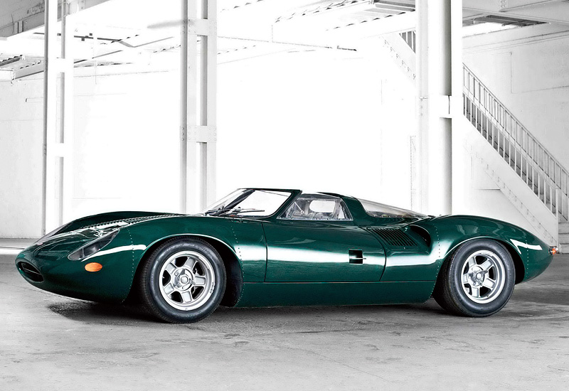 Jaguar XJ13: el fracasado proyecto que se convirtió en el modelo más valioso de la marca